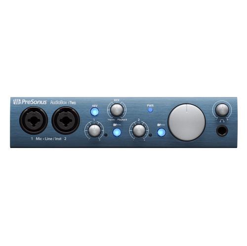 PreSonus AudioBox iTwo USB / iPad Audio Interface