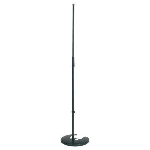 K&M 26045 Stackable Microphone Stand, Black