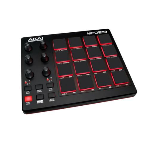 Akai MPD218 Playable Pad Controller