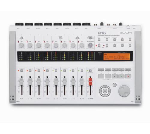 Zoom R16 Multi-Track Recorder
