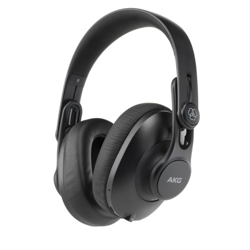 AKG K361-BT Over-Ear Bluetooth Studio Headphones