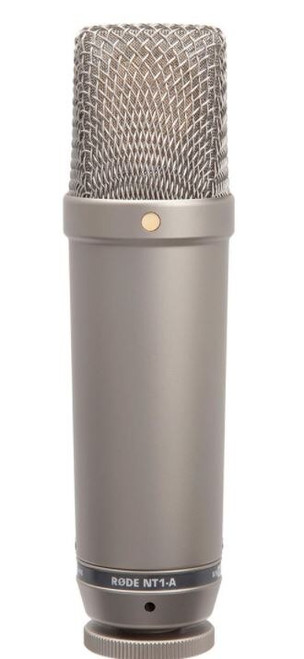 """Rode NT1-A 1"""" Cardioid Condenser Microphone (Matched Pair)"""