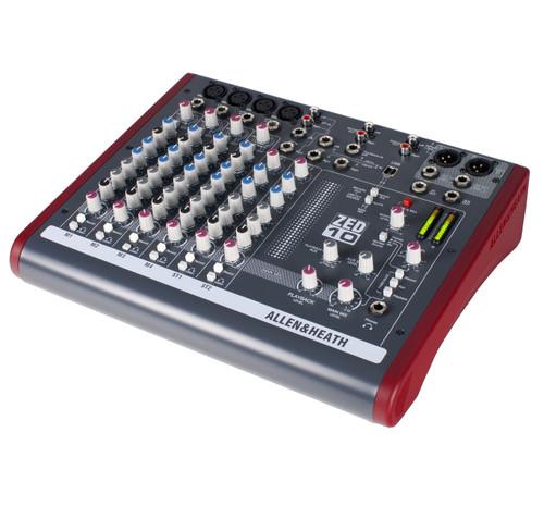 Allen & Heath ZED-10 Multipurpose Mixer