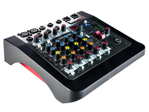 Allen & Heath ZED-6FX Compact Analogue Mixer with FX