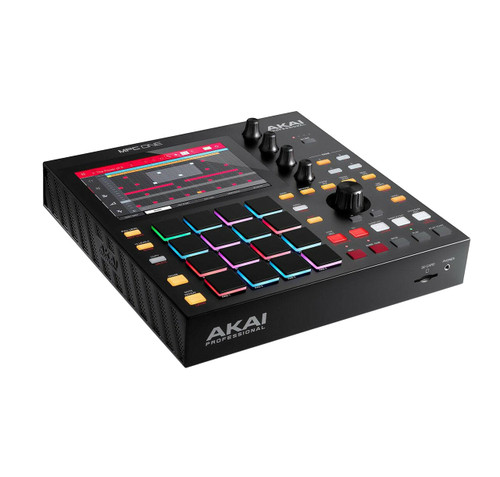 Akai MPC ONE Standalone Sampler and Sequencer