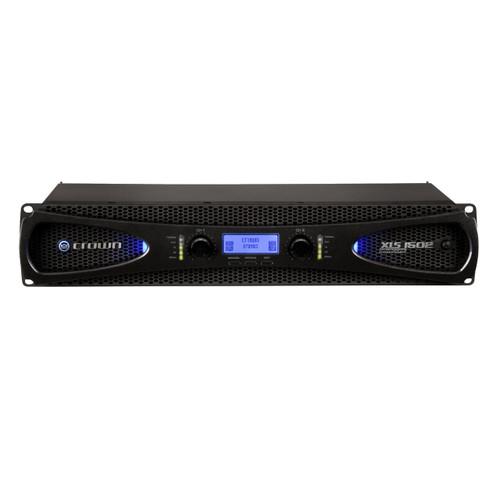 Crown XLS 1502 2-Channel 525W Power Amplifier