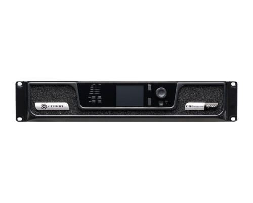 Crown CDi 2|600BL 2-Channel 70V Power Amplifier with BLU Link