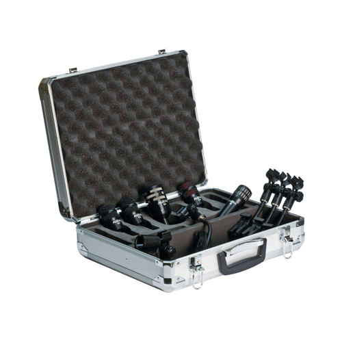 Audix DP5A 5-Piece Drum Microphone Package in Case