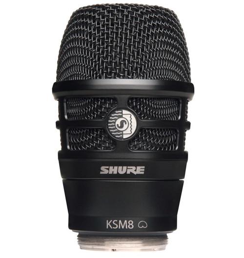 Shure RPW174 Wireless KSM8 Capsule, Black