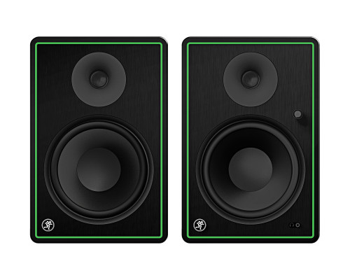 """Mackie CR8-XBT Pair of 8"""" Reference Multimedia Monitors with Bluetooth Front"""