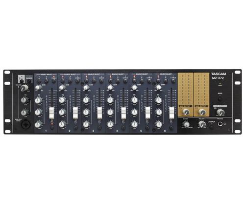 Tascam MZ-372 Industrial-grade Audio Zone Mixer