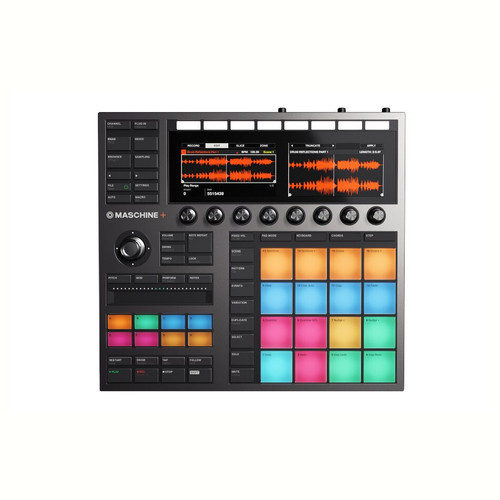 Native Instrument Maschine Plus Production and Performance Instrument top