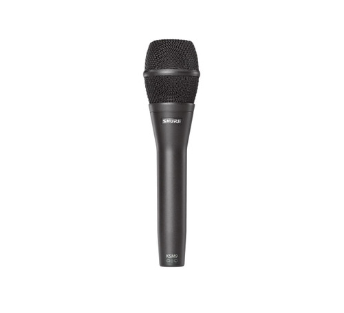 Shure KSM9 Condenser Microphone, Charcoal