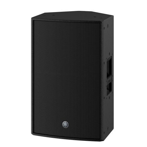 """Yamaha DZR12 12"""" 2-Way Powered Speaker, Black"""
