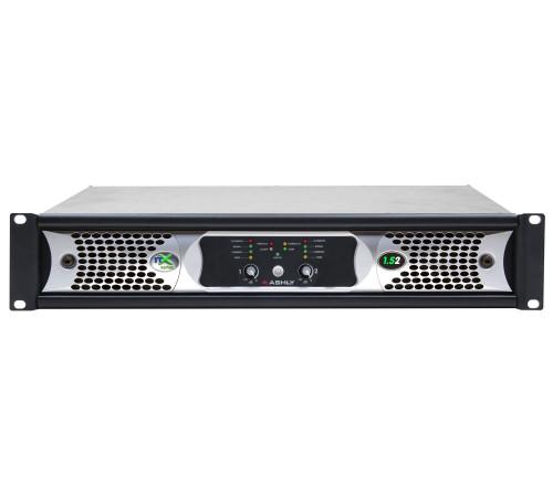Ashly nX1.52 nX Multi-Mode 2 x 1500 Watt Power Amplifier
