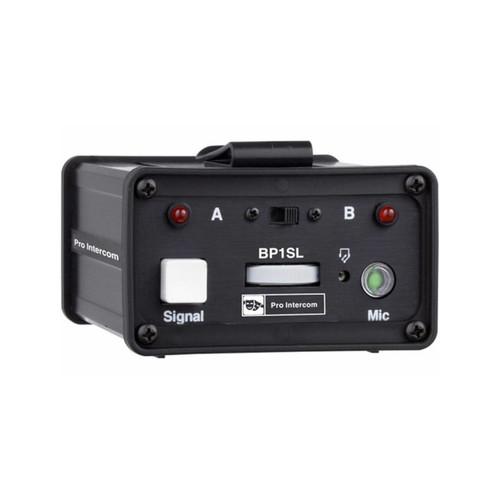 Pro Intercom BP1SL Switchable Intercom Beltpack