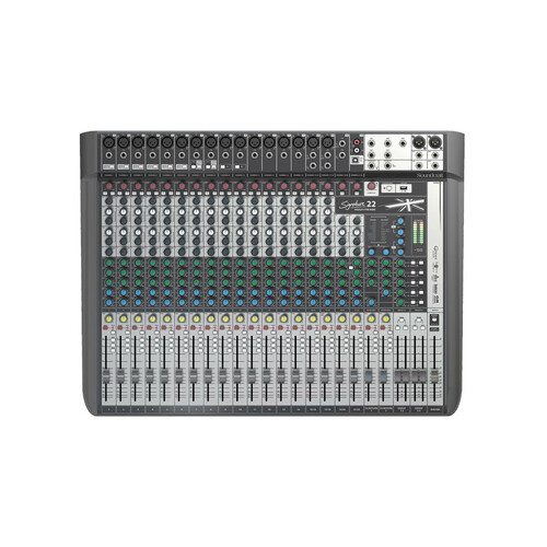 Soundcraft Signature 22MTK Mixing Console
