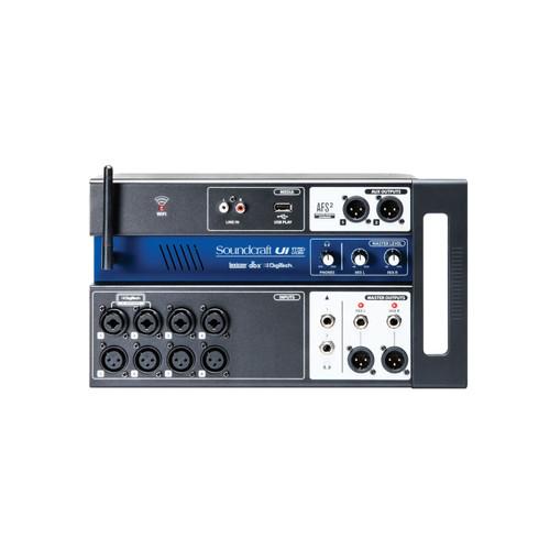 Soundcraft Ui-12 Remote-Controlled 12-Input Digital Mixer