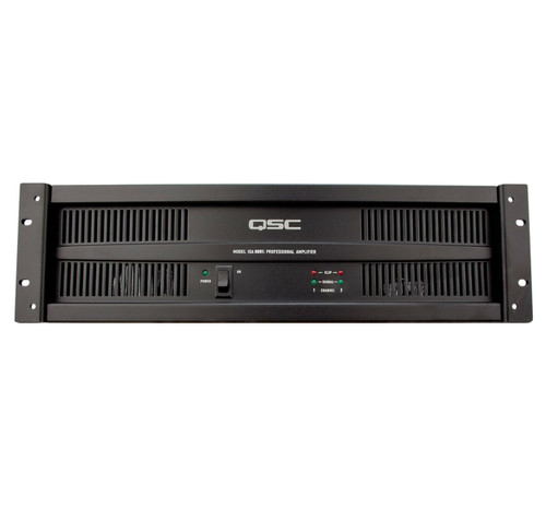 QSC ISA800Ti 2-Channel 800W 70V/100V Power Amplifier