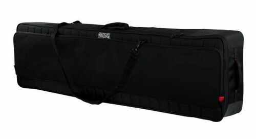 Gator G-PG-88SLIMXL 88-Note Slim Extra Large Keyboard Gig Bag