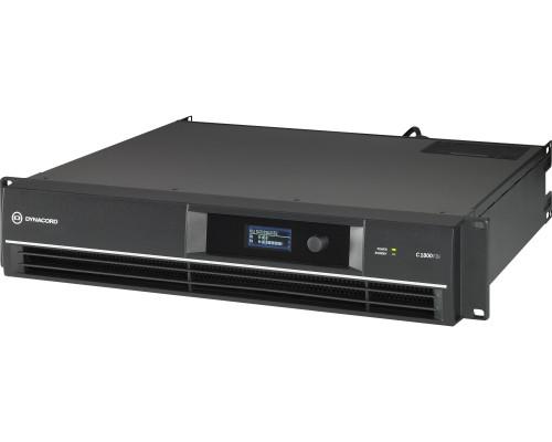 Dynacord C1800FDi 2-Channel 950W Power Amplifier