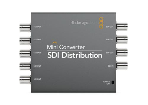 Blackmagic Design Mini Converter SDI Distribution front