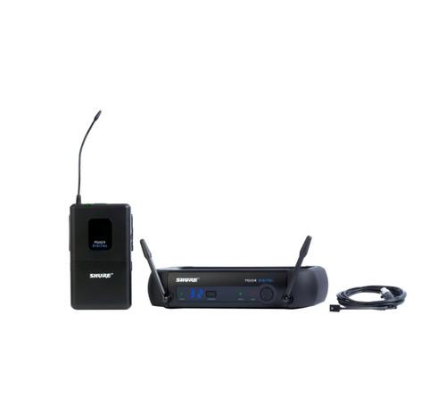 Shure PGXD14/93 Lavalier Wireless System