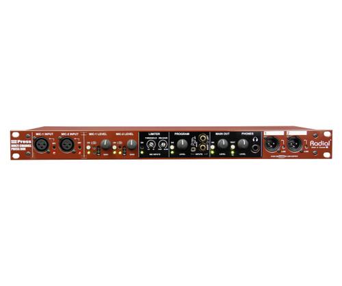 Radial mPress Broadcast Press Box & Signal Splitter