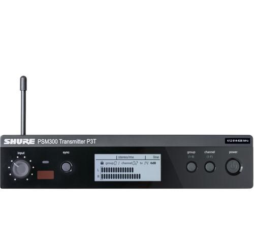 Shure P3T Wireless Transmitter