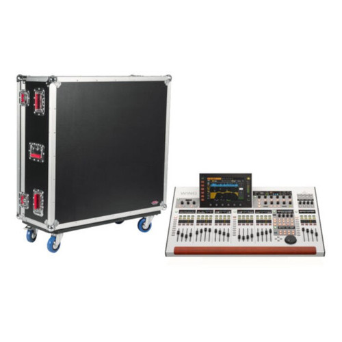 Gator GTOURWING G-Tour Flight Case For Behringer Wing Mixer