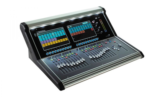 DigiCo S21 Mixing Console Rack Pack Tour Package