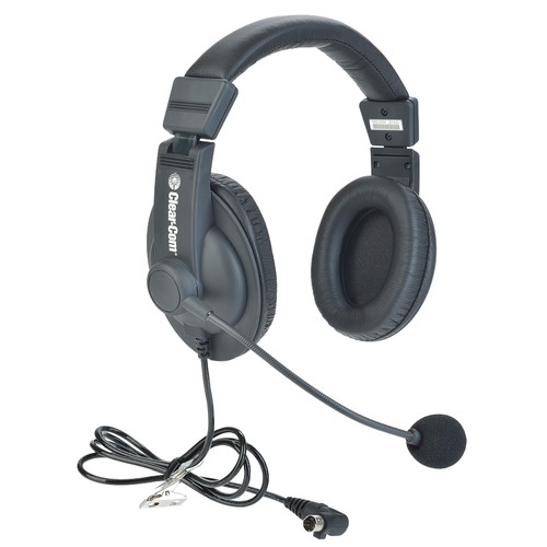 Clear-Com CC-30 Double-Ear Intercom Headset