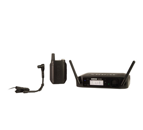 Shure GLXD14/B98 (Z2) Wireless Instrument Microphone System