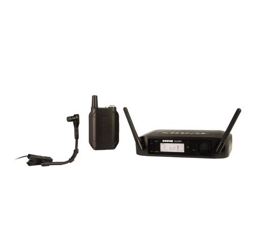 Shure GLXD14/B98 Wireless Instrument Microphone System
