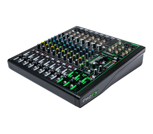 Mackie ProFX12v3 Effects Mixer with USB