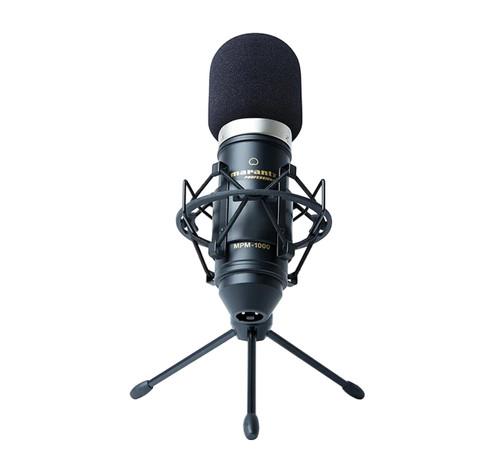 Marantz MPM-1000 Large Diaphragm Cardioid Condenser Microphone