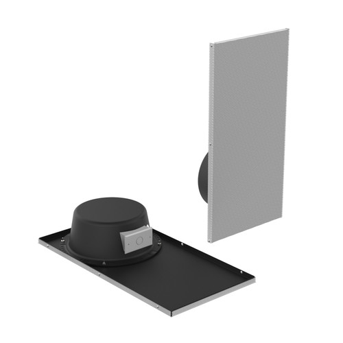 AtlasIED DT12 1' x 2' Drop Tile Speaker Package with Perforation