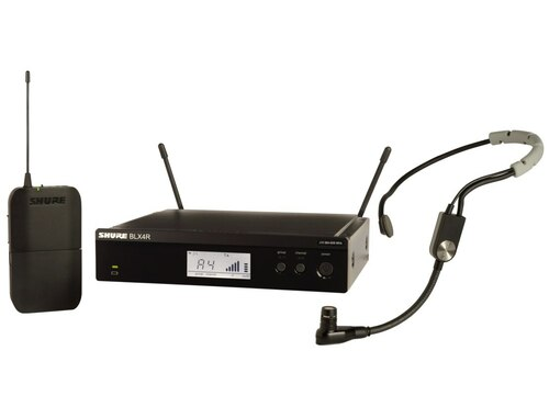 Shure BLX14R/SM35 Wireless Headset System