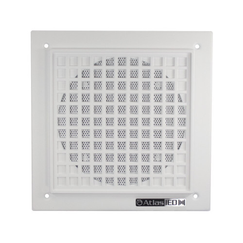 AtlasIED IP-HVP POE+ Vandal and Weather Resistant Wall Mount IP Speaker