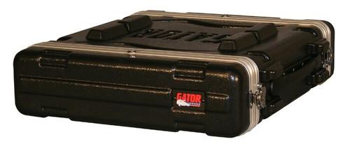 Gator GR-2L Molded PE Audio Rack Case