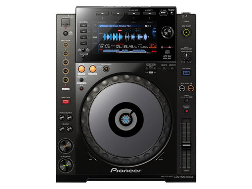 Pioneer DJ CDJ-900NXS Professional Multi-Player