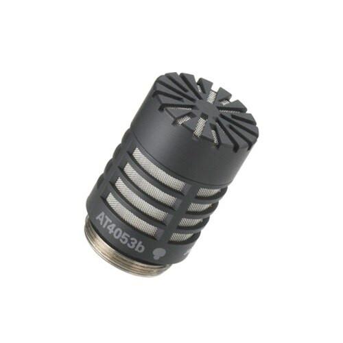 Audio-Technica AT4053b-EL Hypercardioid Microphone Capsule