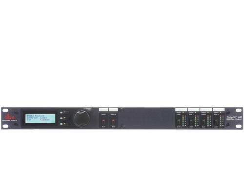 dbx 640 6x4 Digital Zone Processor
