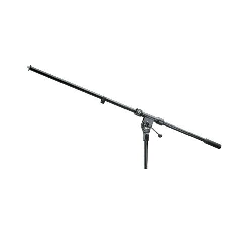 K&M 211 Boom Arm, Black