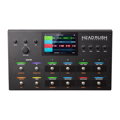 HeadRush Looperboard Processor