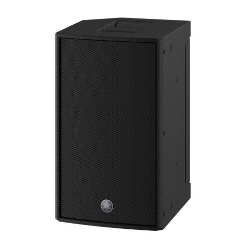 "Yamaha DZR10-D 10"" 2-Way Powered Dante Speaker, Black"