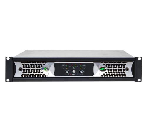 Ashly nX4002 nX Multi-Mode 2 x 400 Watt Power Amplifier