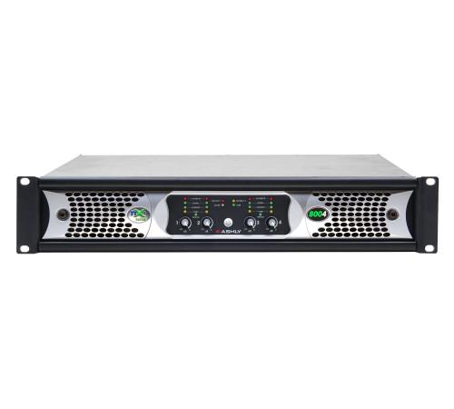 Ashly nXe8004 nXe Multi-Mode 4 x 800 Watt Power Amplifier