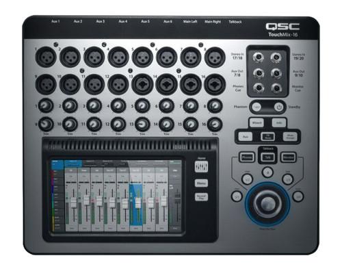 QSC TouchMix-16 Digital Mixer