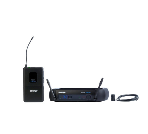 Shure PGXD14/85 Lavalier Wireless System